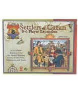 Settlers of Catan: 5-6 Player Expansion - $79.07
