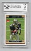 2006 Topps New Orleans Saints #NO11A  #5 Reggie Bush Rookie - $6.58