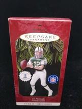 Hallmark Keepsake Ornament Joe Namath  1997  - $9.89