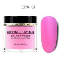 Matte Color Manicure Powder Nail Dipping Powder Nail Art Decorations 01 - $5.81