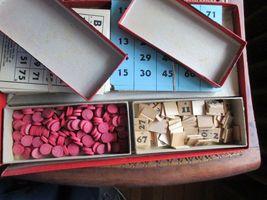 Vintage Bingo Game in Box, J. Pressman Co., New York image 4
