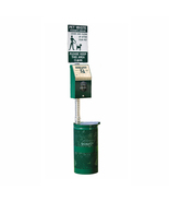 DOGIPOT Green Steel Pet Station with Litter Pick Up Bags - Header Pak - $378.68