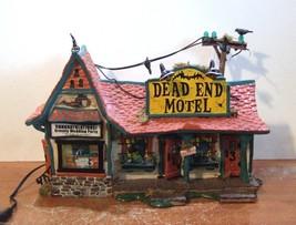 Dept 56 Halloween Dead End Motel #55377 NIB (Y327) - £121.31 GBP