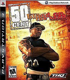 50 Cent: Blood on the Sand (Sony PlayStation 3, 2009)