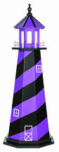 BALTIMORE RAVENS LIGHTHOUSE - Football Purple & Black Working Light AMIS... - $201.93+