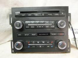11 12 Lincoln MKS Radio Navigation Gps Control Panel BA5T-18A802-AD SYS22 - $35.64