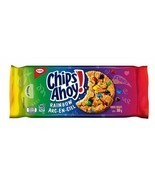 1 Box Christie Chips Ahoy Rainbow Chocolate-Chip Cookies 300g/10.6oz FRESH! - $12.72