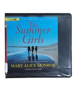 The Summer Girls Audio Book CD Mary Alice Monroe Read by Author - $29.35