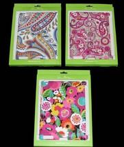 Very Bradley Colorful Floral*Paisley*Jacobean I Pad Snap-On Hard Case Nip U-PICK - $29.99