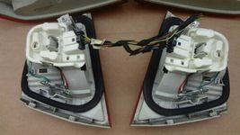 09-11 BMW E90 4dr Sedan Taillight lamps Set LED 328i 335i 335d 328 335 320i image 10