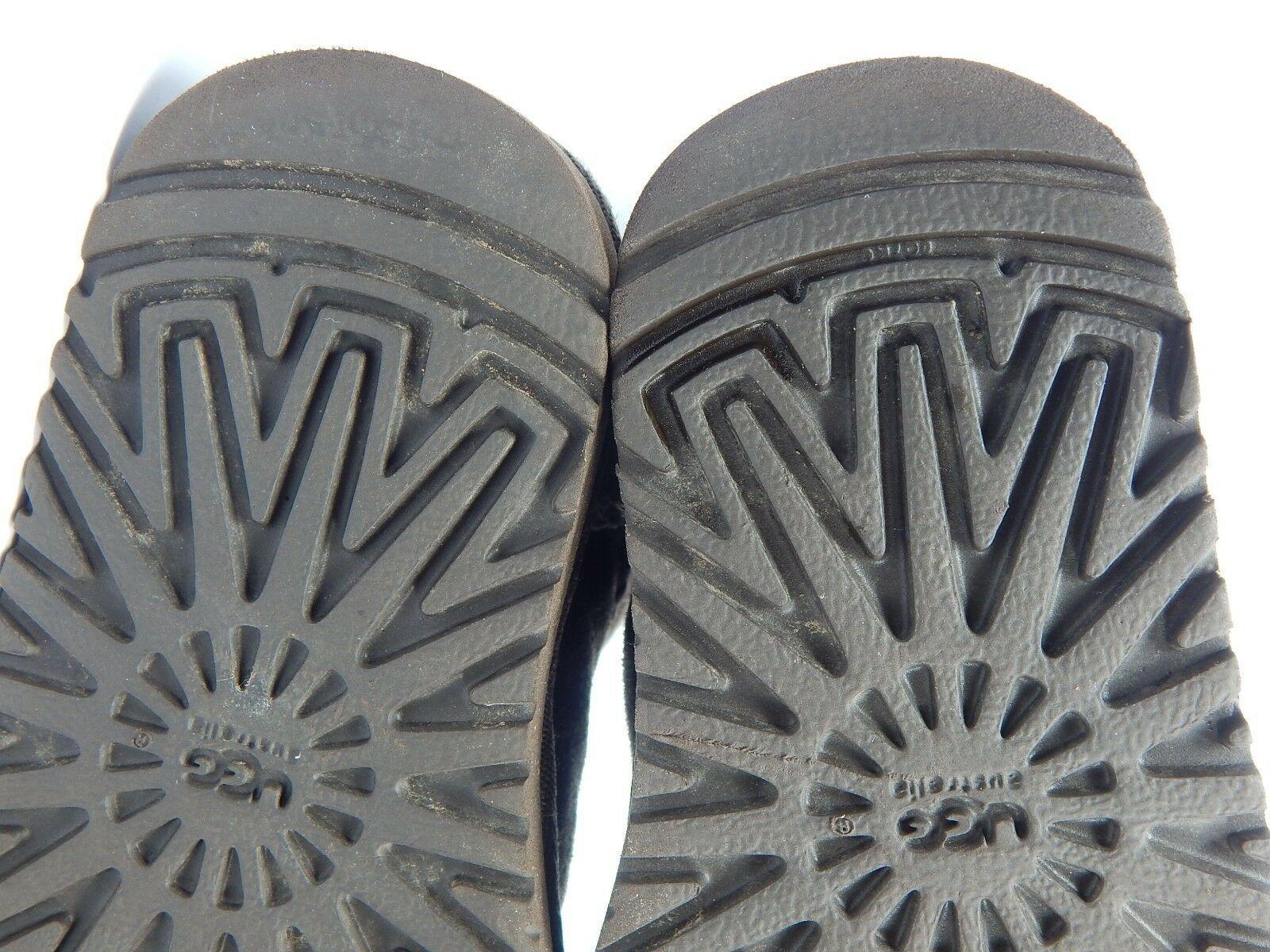 Ugg Australien Klassisch Braun Shorts Stiefel Kleinkinder Kleiner Kinder Größe 7