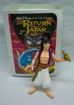"McDonald's Walt Disney The Return of Jafar ALADDIN 4"" ACTION FIGURE TOY NEW - $14.85"