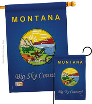 Montana - Impressions Decorative Flags Set S108127-BO - $57.97