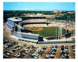 CTY STADIUM 8X10 PHOTO BASEBALL MLB PICTURE MILWAUKEE BRAVES COUNTY - $3.95