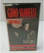 VINTAGE 1985 GINO VANNELLI BLACK CARS CASSETTE TAPE  - $2.00