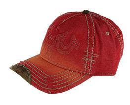 New True Religion Men's Premium Classic Trucker Distressed Hat Cap Buddha TR1995 image 7