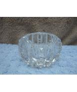 Hazel  atlas Vintage clear glass open salt. - $4.00