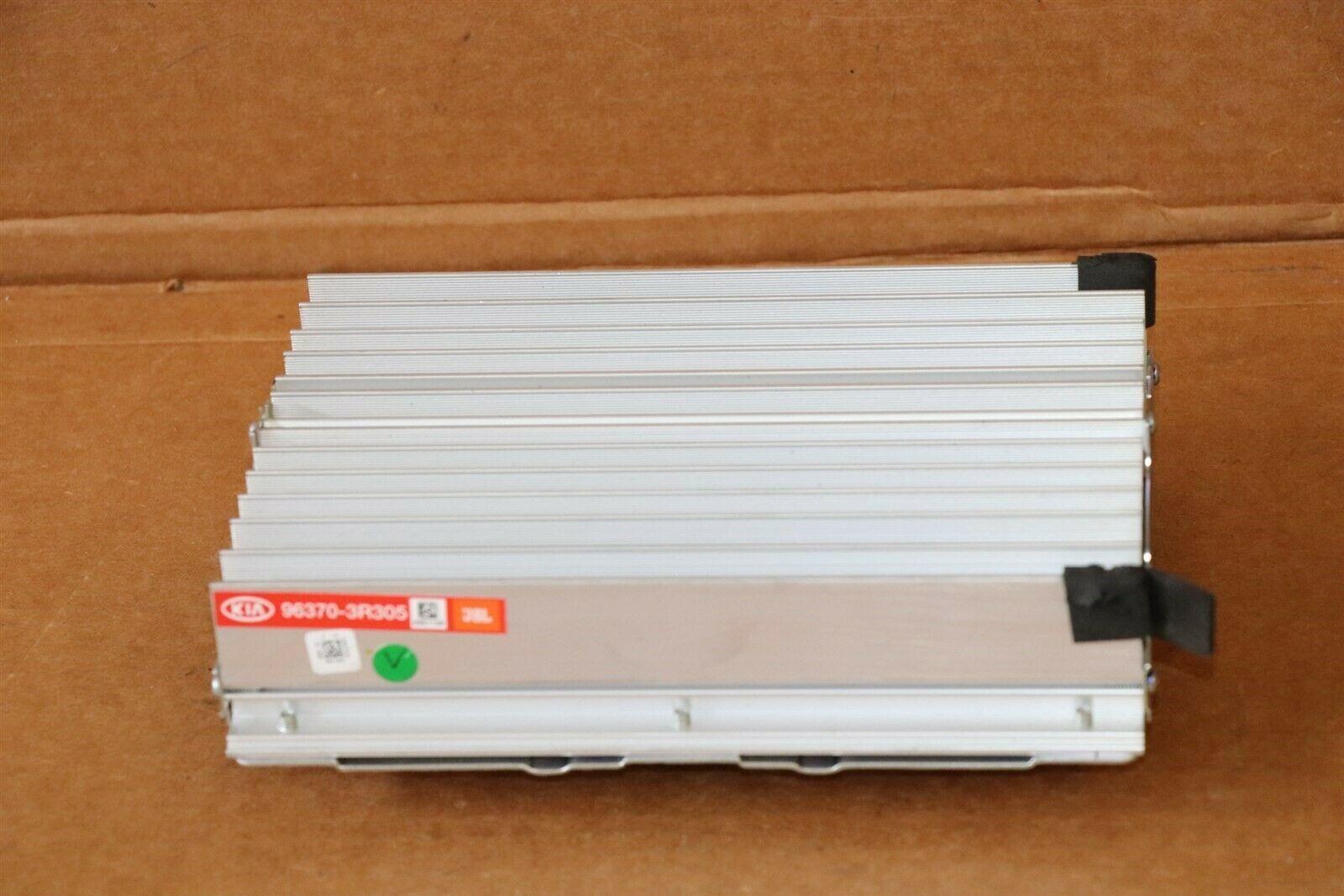 Kia Cadenza Stereo Radio Amplifier AMP JBL 963703R305 96370-3R305