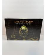 Legendary Encounters Board Game Alien Deck Building Upper Deck Complete ... - $37.12
