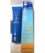 Shiseido 50 + WetForce Unltimate Sun Protection Cream .64 oz 15 ml Anti ... - $12.99