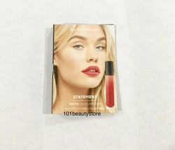 BAREMINERALS STATEMENT Matte Lipstick Sample Size PACK OF 2  *New* - $11.50