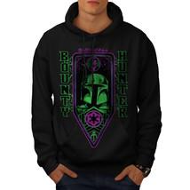 Bounty Hunter Space Sweatshirt Hoody Universe Men Hoodie - $20.99+