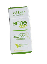 NEW Alba Botanica Acne Dote Pimple Patches 40 Count - $3.99