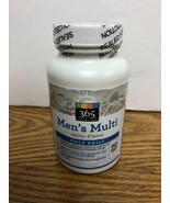 Whole Foods 365 EVERYDAY VALUE Men's MULTI IRON-FREE- 90 TABLETS New - $23.95