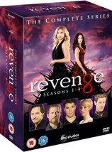 Revenge Complete TV Series 1 2 3 4 DVD 1-4 Boxset *REGION 2 PLEASE READ ... - $57.95