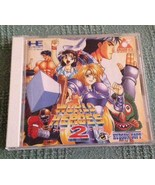 PC Engine CD Arcade Game, World Heroes 2, 1994, Excellent - $19.80