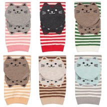Cute Kittens Women's Socks Set 5 Pairs Cotton Casual Stretchy Funny Anim... - $9.99
