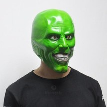 Toy The Mask Jim Carrey Masks Halloween Adult Latex Mask Movie Cosplay G... - $36.74 CAD