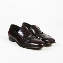Salvatore Ferragamo Leather Penny Loafers SZ 7 - $160.00