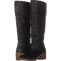 UGG Australia Carlin Block Heel Harness Boots 067, Black, 6 US / 37 EU - £64.89 GBP