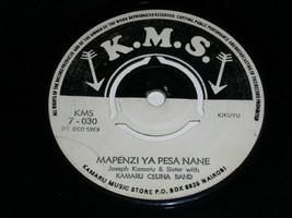 Joseph Kamaru Celina Band Mapenzi Ya Pesa Nane Andu A Mandaraka 45 Rpm R... - $299.99
