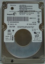 "40GB IDE 2.5"" Drive Seagate ST94011A Tested Free USA Shipping Our Drives Work"