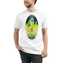 Goodbye Old Man Unisex Organic T-Shirt Eco Friendly Men and Women Sustai... - $31.00