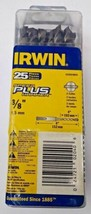 """Irwin Speed Plus 322024B25 3/8"""" x 4"""" x 6"""" SDS+ Hammer Drill Bits 25 Pack - $61.88"""