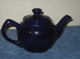 Designpac Cobalt Blue Tea Pot - $12.82
