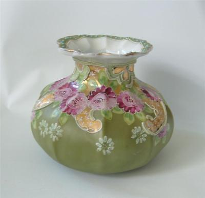 Antique Nippon Porcelain Moriage Hand And 50 Similar Items