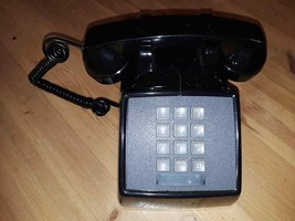 Western Electric 10 Button Desk Telephone 2500MM - rf86pa09 Vintage Bell... - $42.03