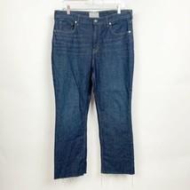 Everlane Men's Blue Jeans Size Size 32x27 Waist Raw Hem Standard Boot Cut - $31.50