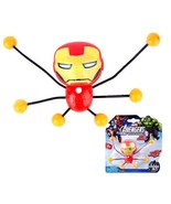 Marvel Avengers Assemble Iron Man Crawler New - $9.89