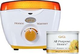 GiGi Honee Hair Removal Wax Warmer for 14 oz Wax Cans