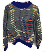 Vintage Coogi Australia 100% Pure Wool Sweater made in Australia Size S - $237.65