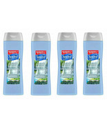 4 PACK Suave Essentials Waterfall Mist +VIT E Refreshing Shampoo 15 oz BRAND NEW - $19.79