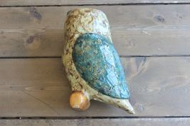 Home Decor Owl Figure Signed DS image 3