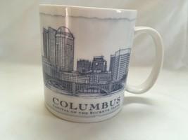 Starbucks Columbus Ohio Buckeye State Architecture 2006 Series 18 OZ Mug  - $26.11
