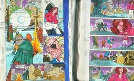 Time MASTERS-RARE-DC Color Guides Prod. Art - $272.81