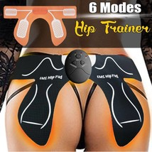 Hip Muscle Waist Trainer Buttocks Lifting Body Shaper Beauty Machine Mas... - $11.87+